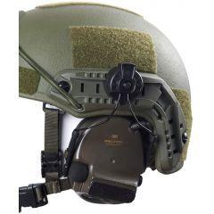 EARMOR ARC Helmet Rails Adapter Attachment Kit for 3M Peltor