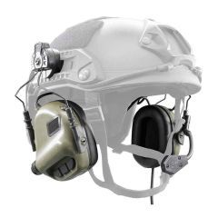 """EARMOR - Tactical Headset """"M32H MOD3"""" with Helmet Adapter"""