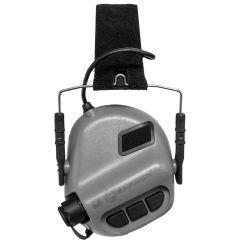 Earmor - M31 Elektronischer Hörkopfhörer Grau