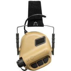 Earmor - M31 Elektronischer Hörkopfhörer Tan
